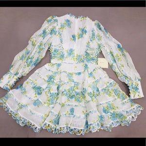 36ed3d79eec7 Zimmermann Dresses - ZIMMERMANN Whitewave Honeymooners Mini Dress
